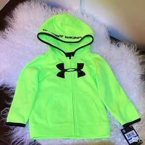 NWT- Under Armour Hoodie for Toddlers - 24 months